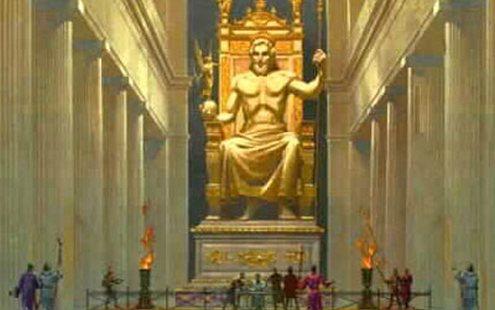 Statuja Zevsa Olimpijskogo