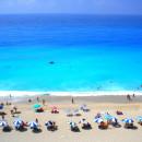 Шикарный август Греции