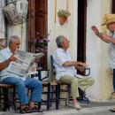 Греческие жесты