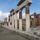 Помпеи: город, уснувший под вулканическим пеплом