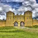 Оборонительные сооружения в древности