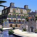 Удивительные Висячие сады Семирамиды