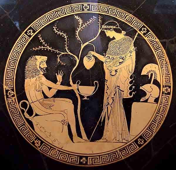 Мифы древнегрические