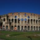 Амфитеатры в Древнем Риме