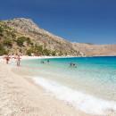 Отдых в Греции может быть уединенным
