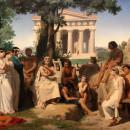 О зарождении литературы в Древней Греции