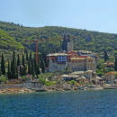 Святые места Греции