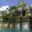 Висячие сады Семирамиды— видео