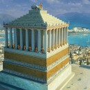 Мавзолей в Галикарнасе— фотографии