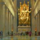 Статуя Зевса в Олимпии— фотографии