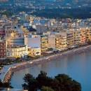 Целебные источники греческого курорта Лутраки