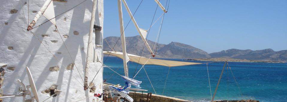 Незабываемый отдых на острове Куфонисия