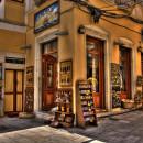 Модный шопинг в Греции