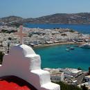 Миконос – популярный курортный остров