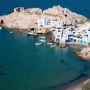 Курорты Греции. Милос